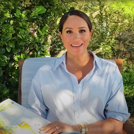 Meghan Markle Reads Children's Book The Bench | Video