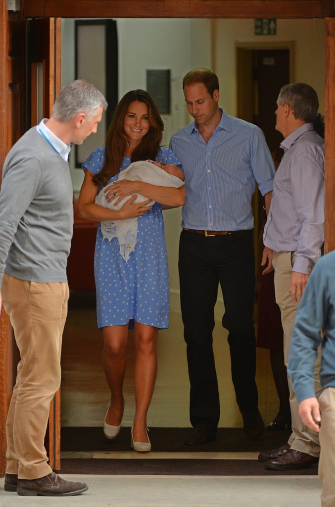 The First Glimpse: Prince George