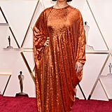 Maya Rudolph at the Oscars 2020