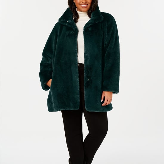 Stylish and Comfortable Coats for Plus-Size Women at Macy's