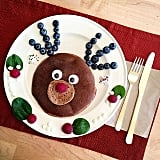 Rudolph the Red Nose Pancake