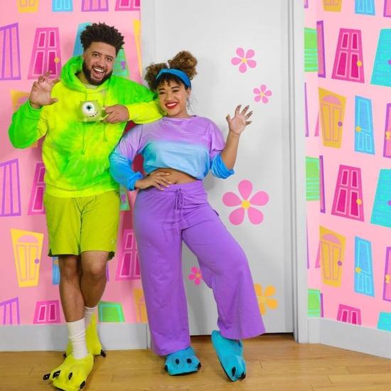 Homemade Halloween Couples Costumes | 2021