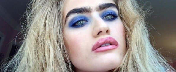 Sophia's Gorgeous Unibrow Will Make You Cancel Your Next Wax Appointment