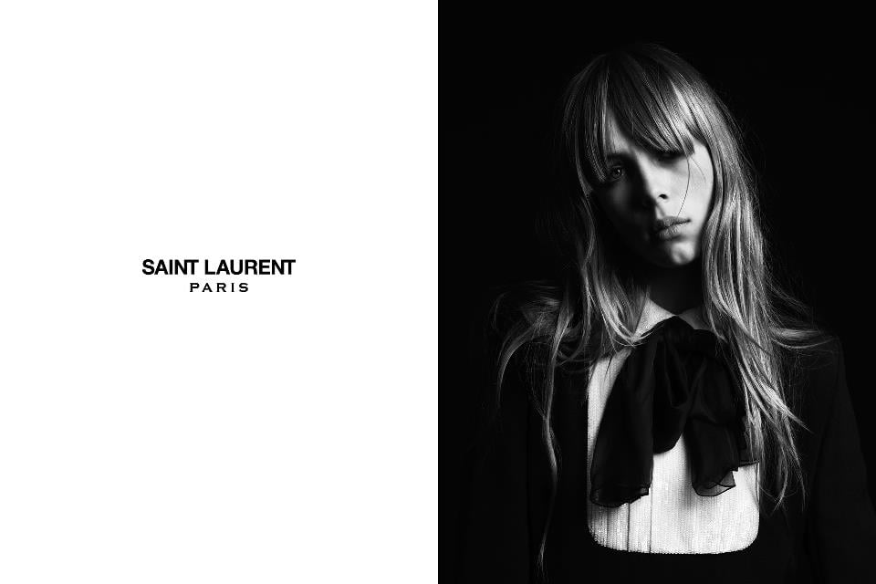 Saint Laurent Spring 2013