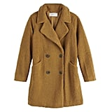 Fresh Fall Fashion Under $100: POPSUGAR Teddy Coat