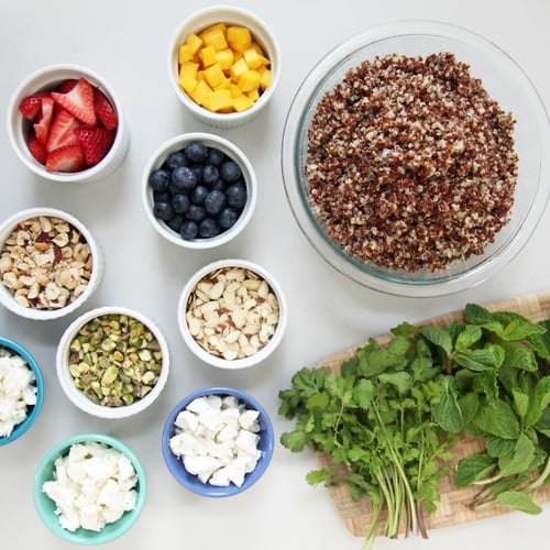A Choose-Your-Own-Adventure Quinoa Salad