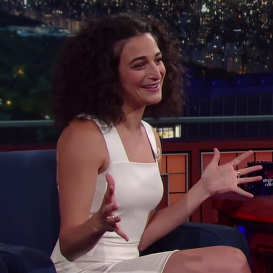 Jenny Slate on The Late Show With Stephen Colbert June 2016
