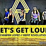 "Jennifer Lopez's ""Let's Get Loud"""