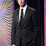 Jay Roach was on stage at the awards in LA.