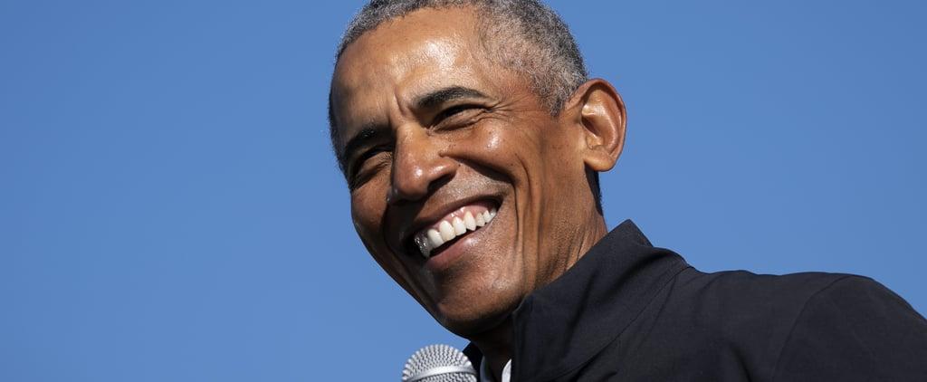 Barack Obama Recites JAY-Z Rap Lyrics From Memory | Video