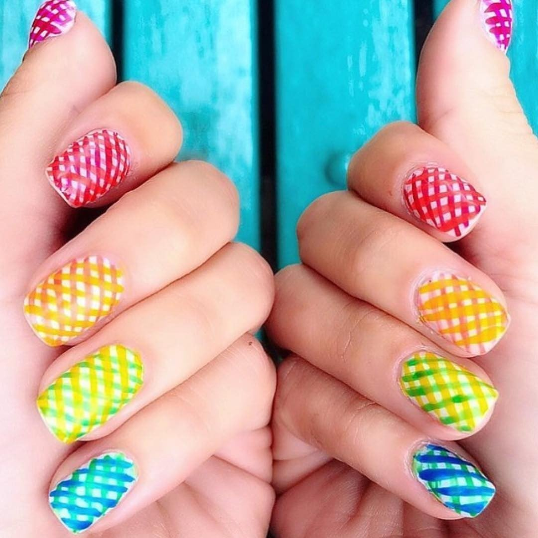 Summer Nail Art Ideas | POPSUGAR Beauty