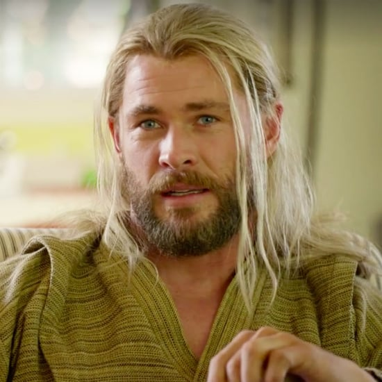 Chris Hemsworth in Thor's Video From Comic-Con 2016