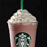 Strawberries & Crème Frappuccino