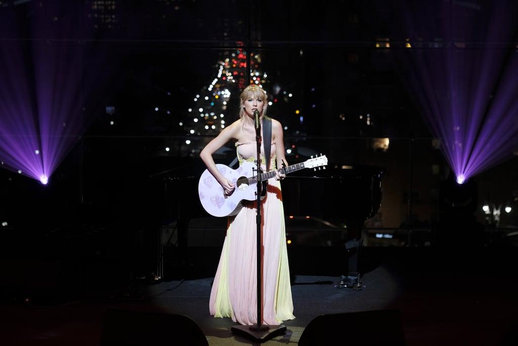 Taylor Swift at Time 100 Gala 2019