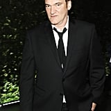 Quentin Tarantino stepped out in NYC for the event.