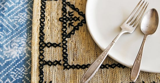 How to Elevate Your Dinner Table With One Chic DIY