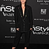 Adria Arjona at the InStyle Awards 2019