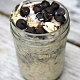 Chocolate Coconut Almond Overnight Oats