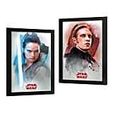 Star Wars: The Last Jedi Profiles Framed Wall Art