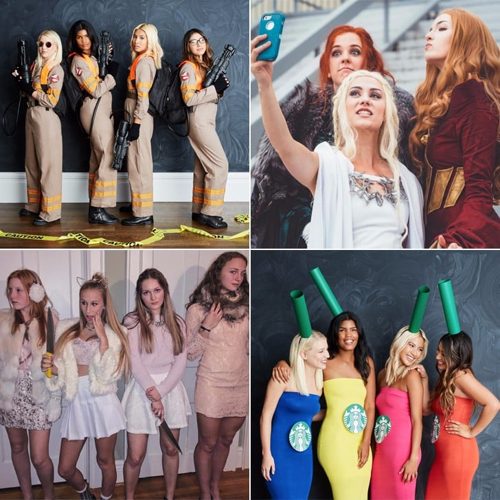 Popular Group Halloween Costumes 2016  sc 1 st  Popsugar : awesome group halloween costumes  - Germanpascual.Com