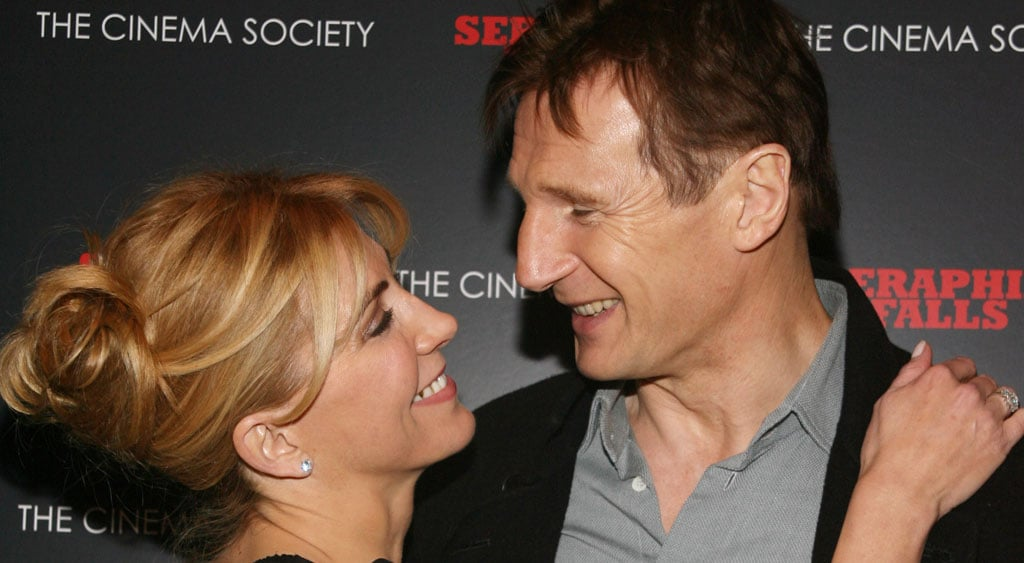 How Did Liam Neeson and Natasha Richardson Meet? | POPSUGAR