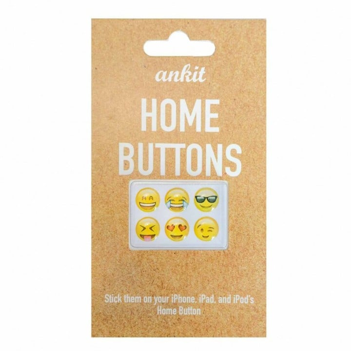 Dormify Emoji Home Button Set