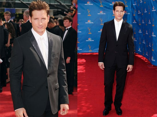 Peter Facinelli at the 2010 Primetime Emmy Awards