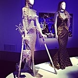 The Jean Paul Gaultier exhibit in New York's Brooklyn borough is giving all other fashion exhibits a run for their money.