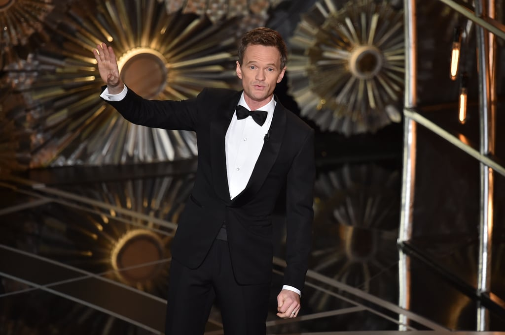 Neil Patrick Harris Really Busted Out the Dad Jokes For the Oscars