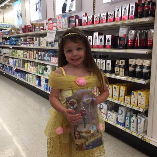 Target Employee Gives Beauty and the Beast Fan a Toy