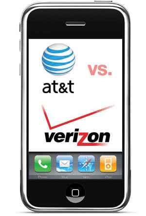 40 Percent of AT&T iPhone Users Would Switch to Verizon For an iPhone