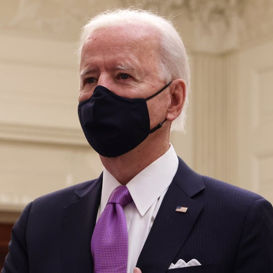 President Biden Wears Mask and Sets Example to Others
