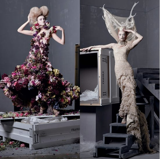 Sarah Burton Shares Stories About Alexander Mcqueen's Provocative Designs