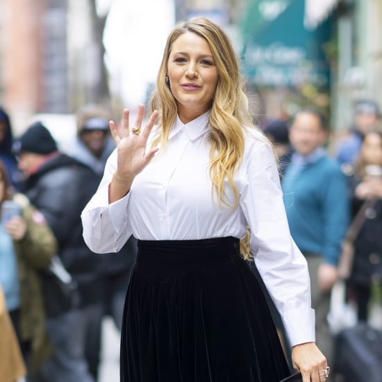 See Blake Lively's New York City Manicure