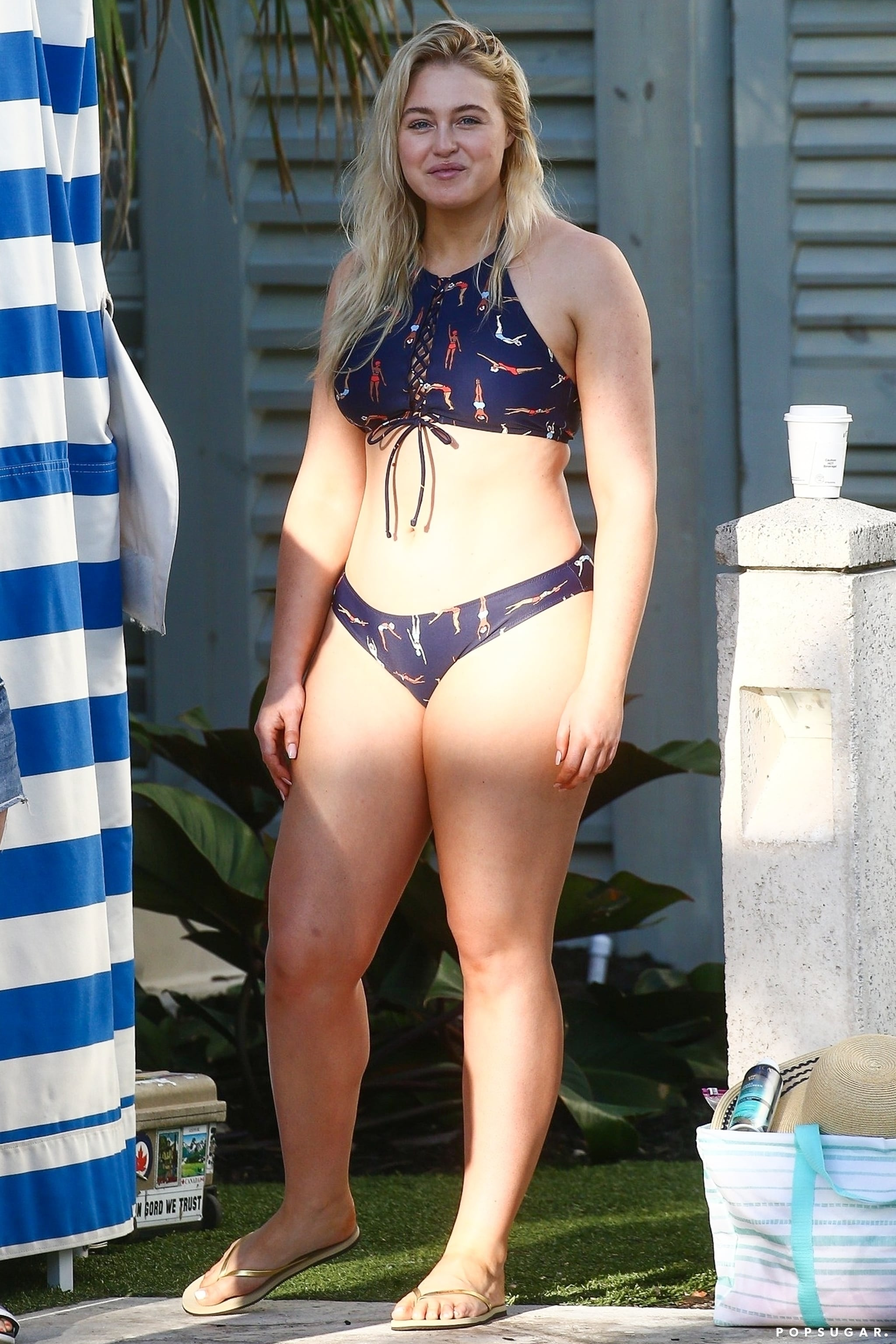 Iskra Lawrence Sexy Photos