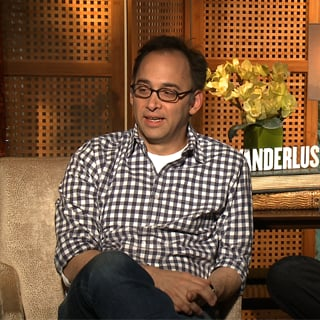 Ken Marino and David Wain Wanderlust Interview (Video)