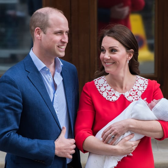 Prince William's Joke After Royal Baby Birth 2018