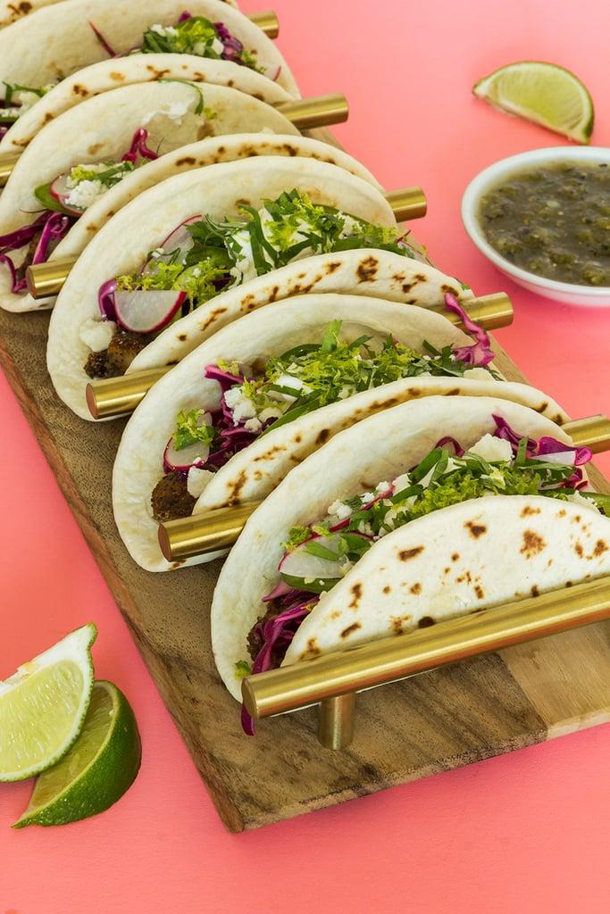 DIY Taco Stand