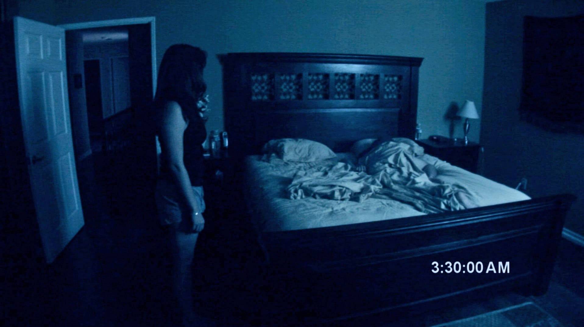Honorable Mention Paranormal Activity 2009 17 Horror Movies That Scared The Low Rise Hollister Jeans Off Every Millennial Popsugar Entertainment Photo 18