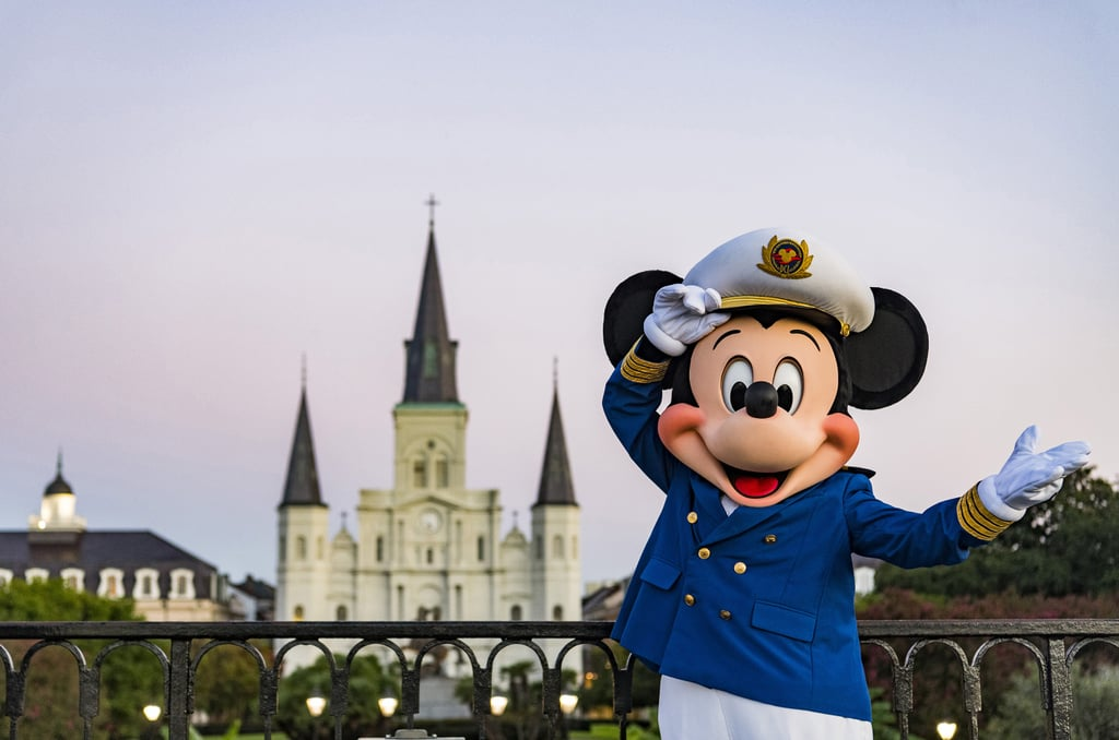 Sail From New Orleans on a Disney Cruise