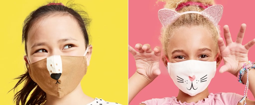 Cute Critter Masks for Kids at Old Navy