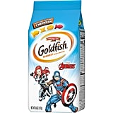 Goldfish's New Marvel Avengers Collectibles