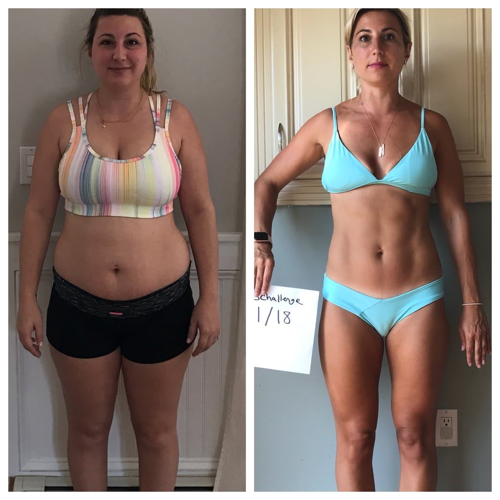Sweat App Weight-Loss Story