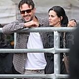 Photos of Courteney Cox and David Arquette
