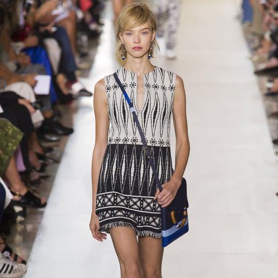 Tory Burch Full Runway Spring 2015 New York Fashion Week