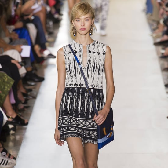 Tory Burch Spring 2015 Show | New York Fashion Week
