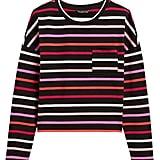 Boxy Stripe T-Shirt