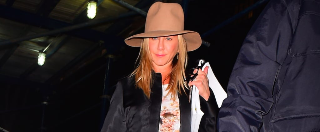 Jennifer Aniston Keeps a Low Profile as She Pops Up in NYC