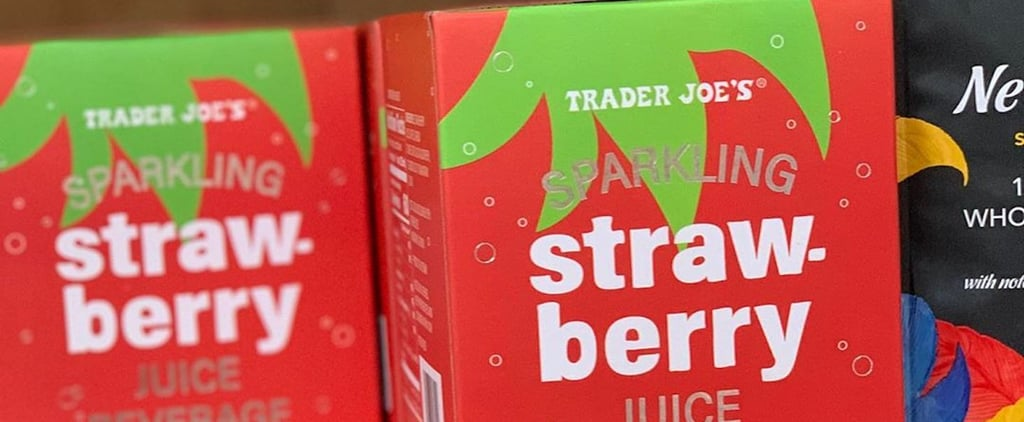 Trader Joe's Is Selling Sparkling Strawberry Juice For $4