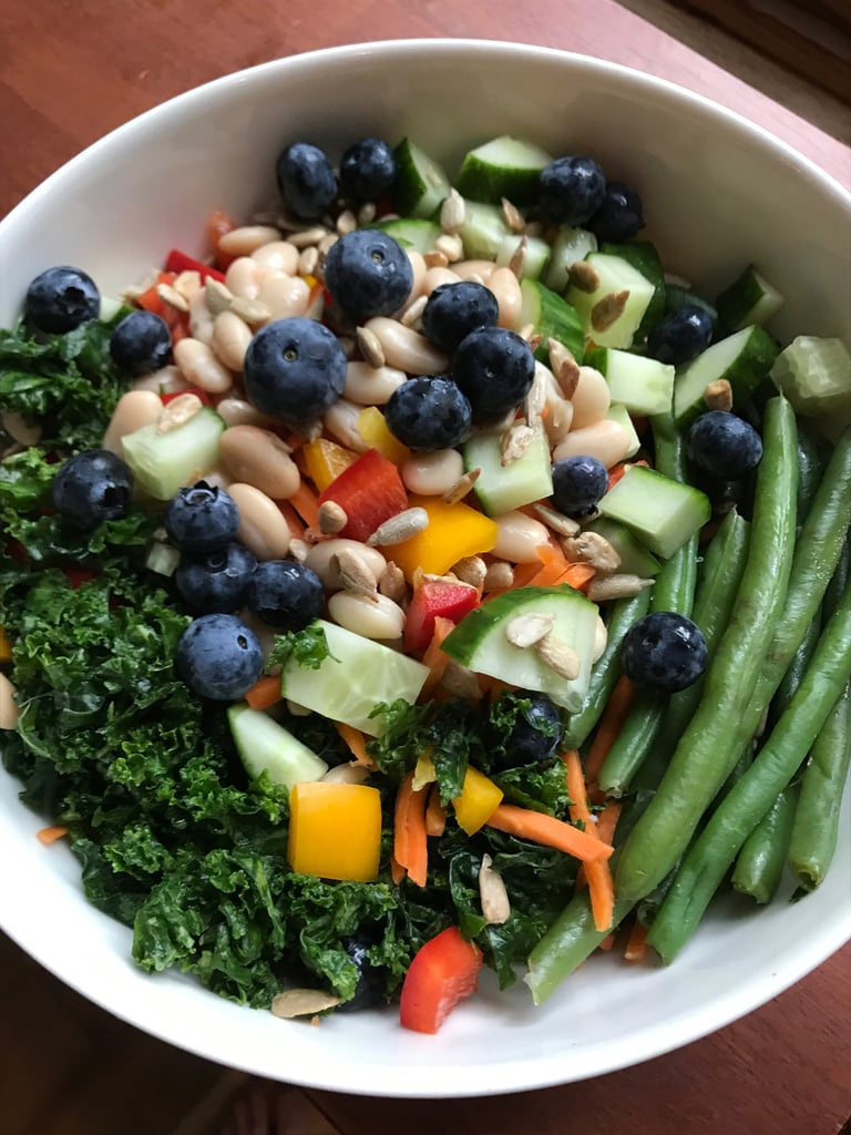 Fill Up on Veggies First